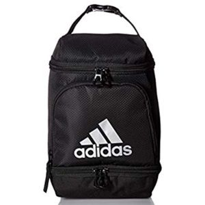 Adidas Insulated Lunch Cooler Bag Black